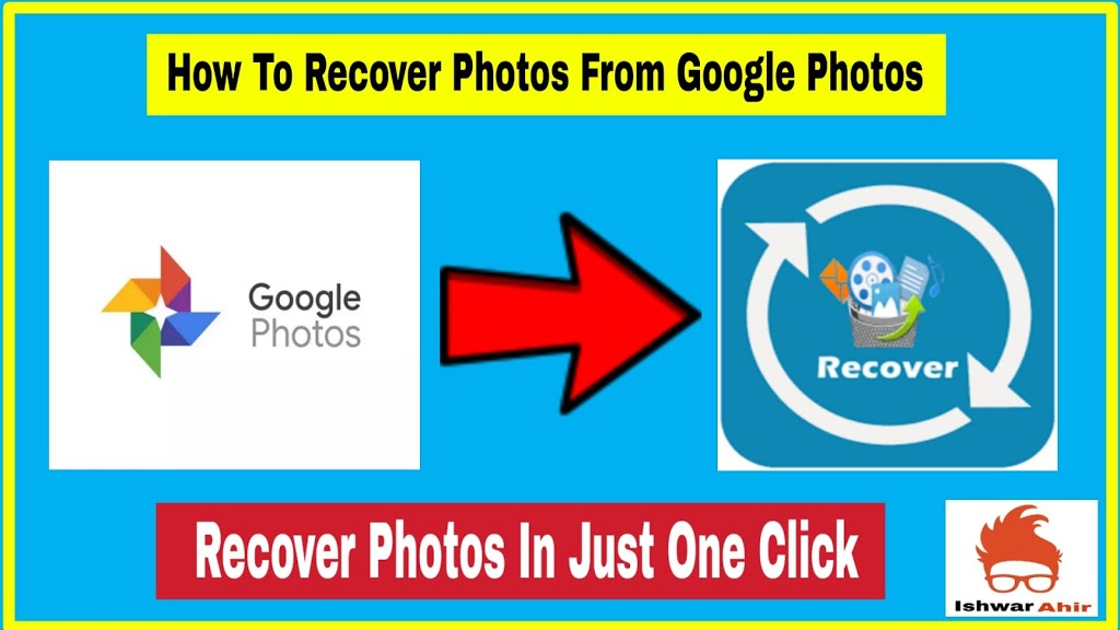 How to Recover Photos From Google Photos