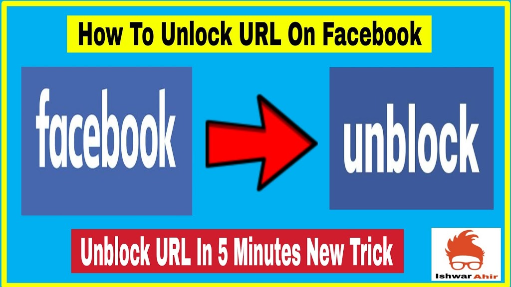 How To Unblock URL On Facebook