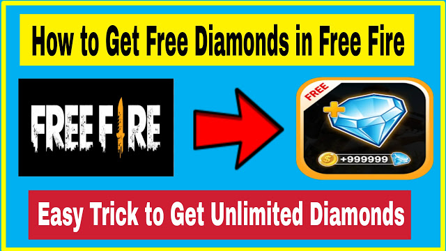 How to Get Free Diamonds in Free Fire?